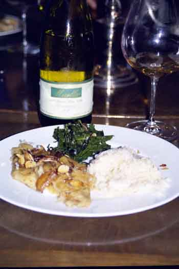 FILLET OF SOLE - FRENCH STYLE picture