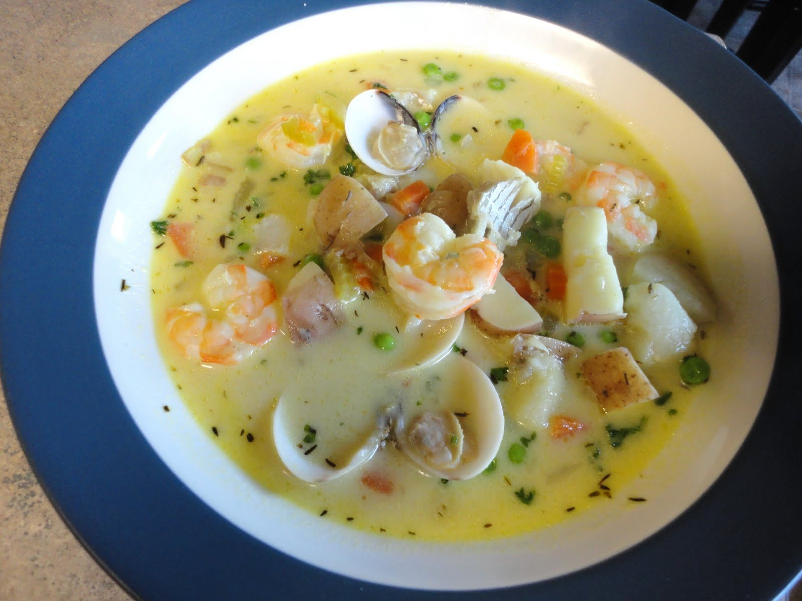 Seafood Chowder picture