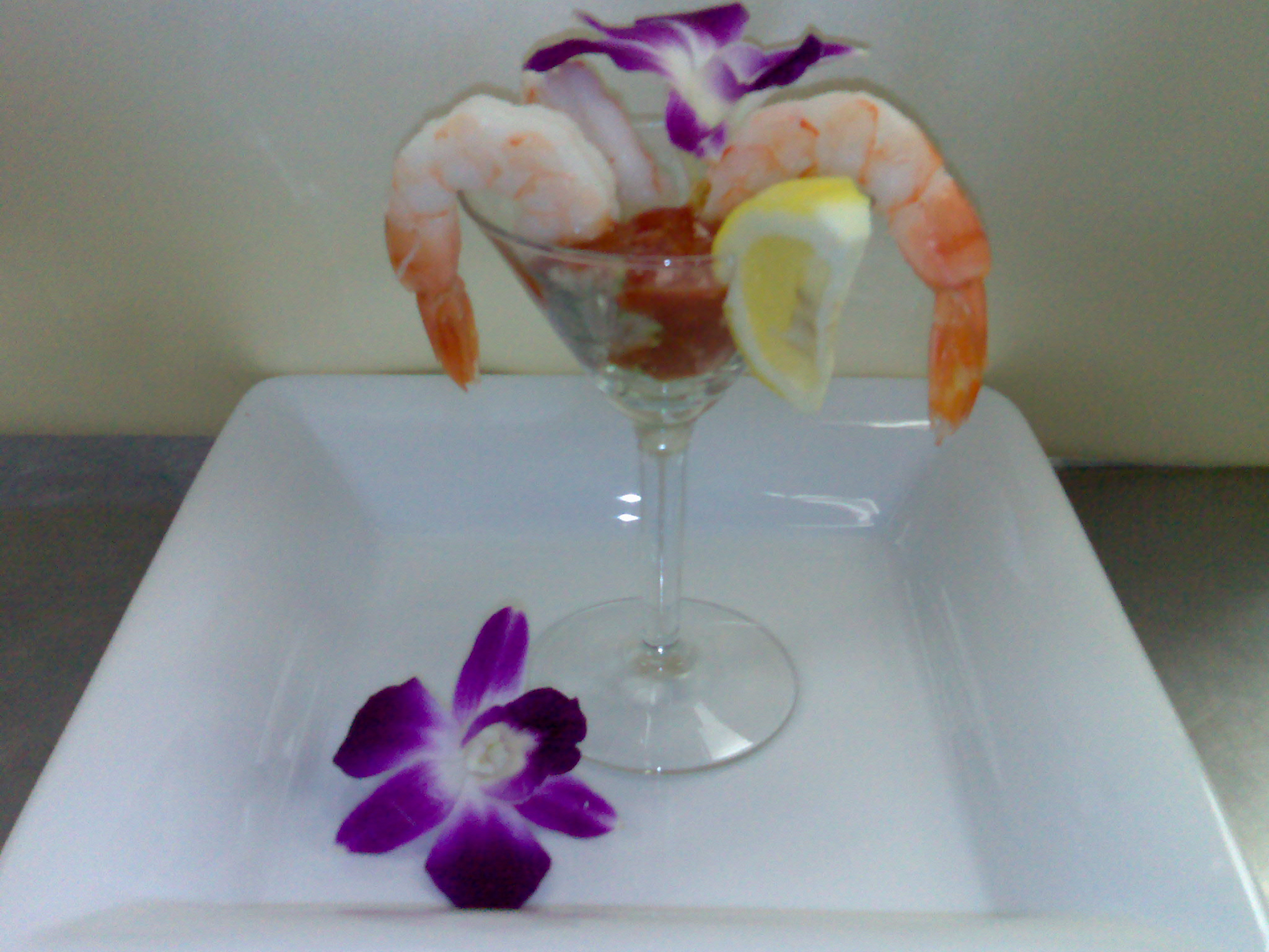 Homemade Shrimp Seafood picture