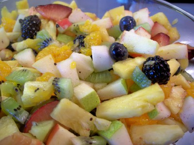Friendship Fruit Salad picture