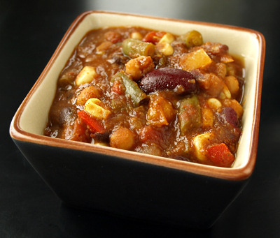 Chunky Vegetable Chili picture