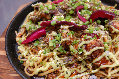 Yakisoba Chicken picture