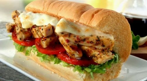 Hot Chicken Subs picture