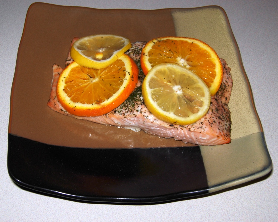 Citrus Salmon picture