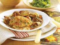 Slow Cooker Coq au Vin picture