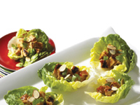 Chicken, Chili and Lime Lettuce Wraps picture