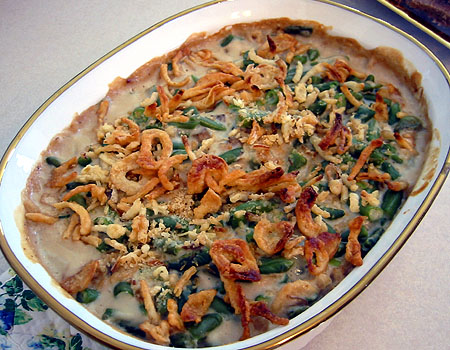 Green Bean Casserole picture