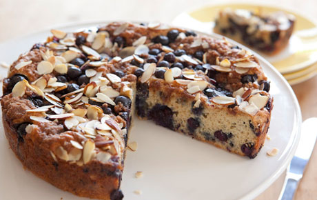 Blueberry Coffee Cake picture
