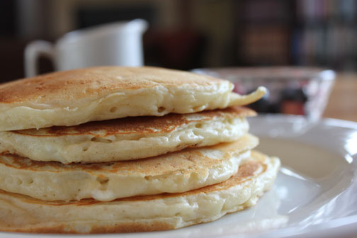Cheese Pancakes picture