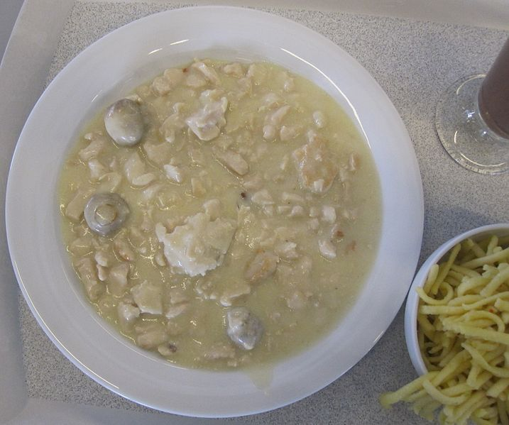 Chicken Fricassee With Half And Half picture