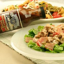 Budweiser Barbecue Chicken Salad picture