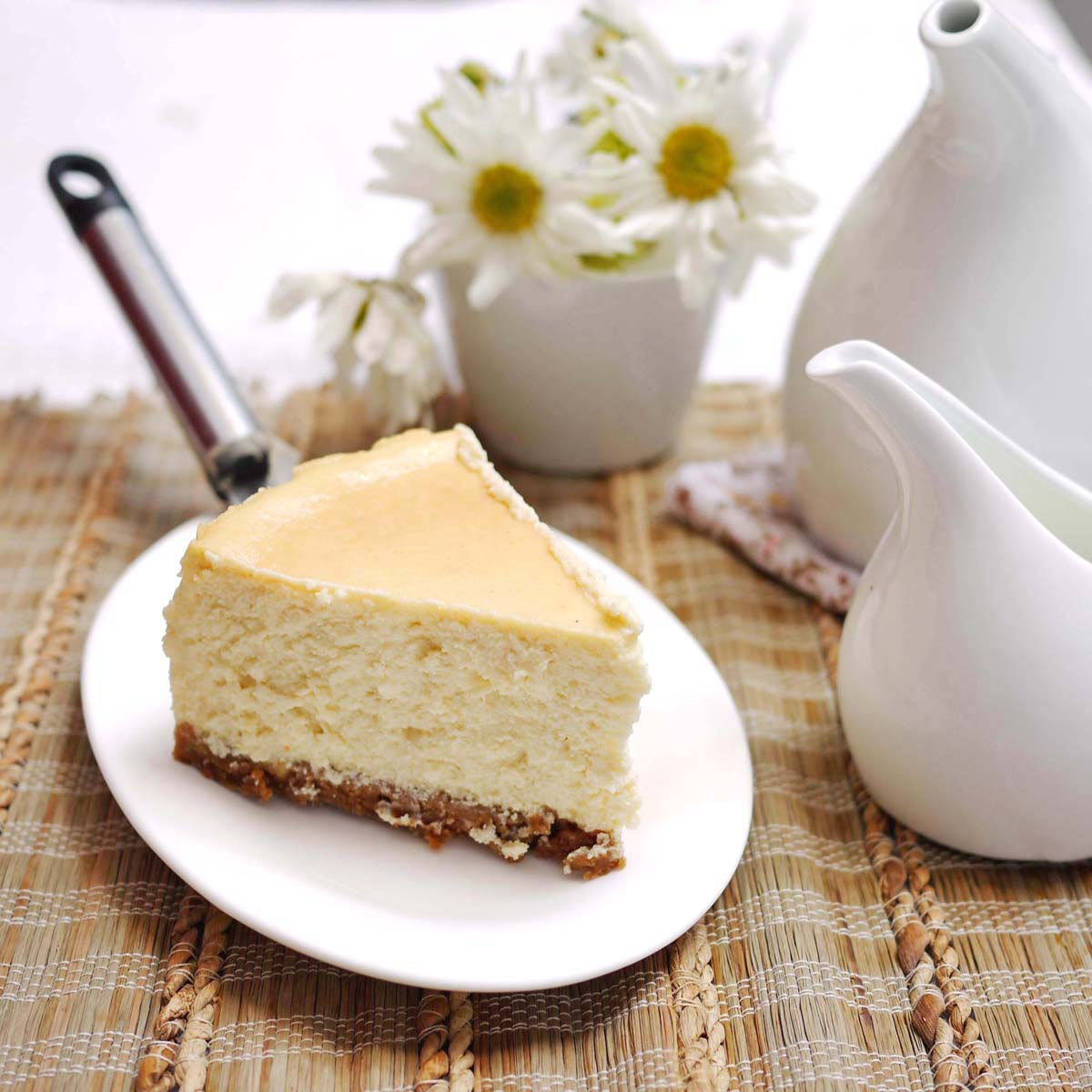 Luscious Gourmet Cheesecake picture