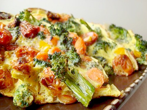Vegetable Frittata picture