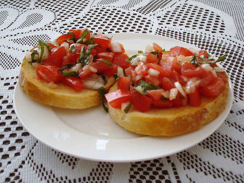 Bruschetta picture