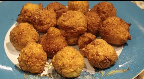 how to make hush puppies video