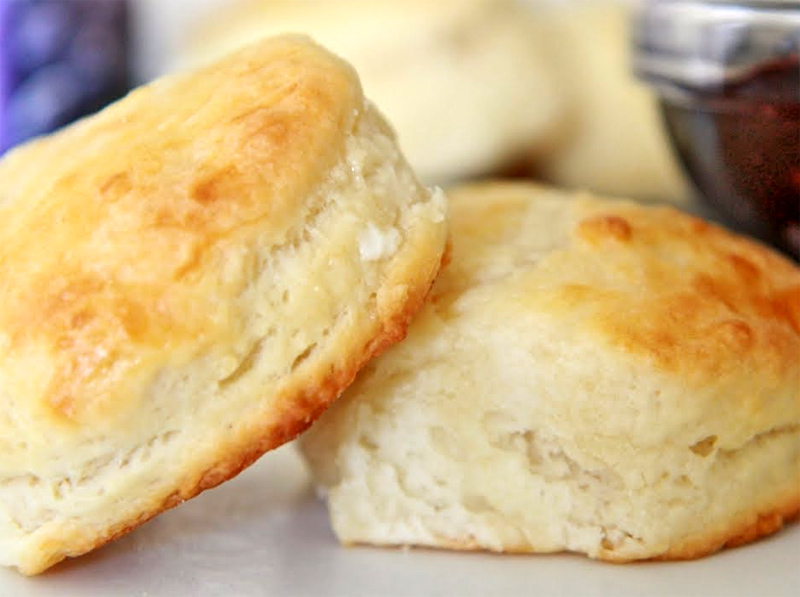 Fluffy Southern Buttermilk Biscuits Recipe Recipe Video By