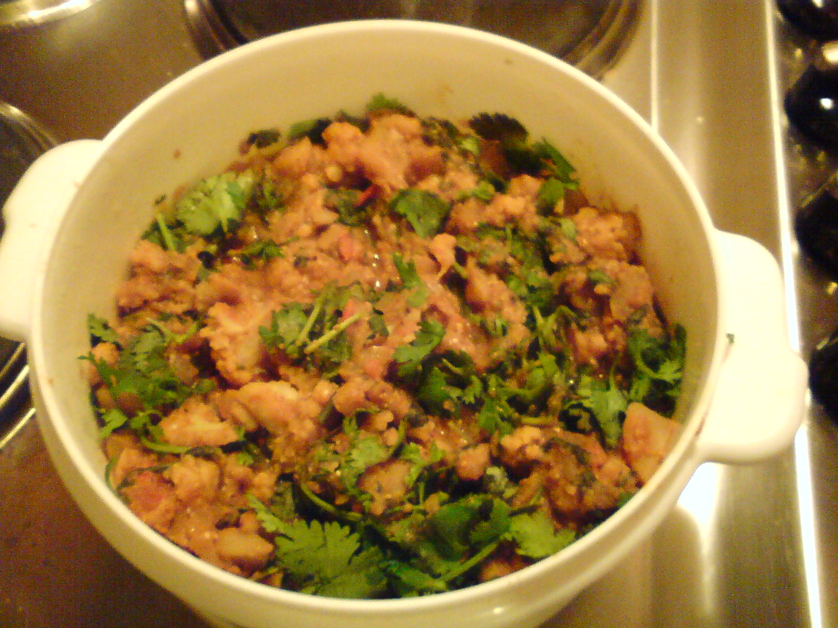 Potato Gobi Masala picture