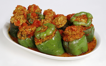 Baked Stuffed Pepper picture