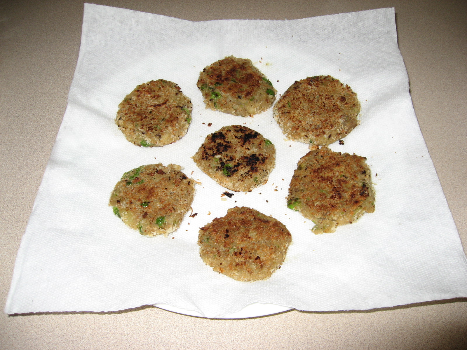 Banana Cutlets picture