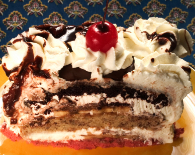 Banana Split Cake picture