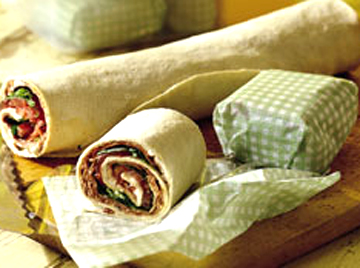 Beef, Bacon and Blues Wrap picture