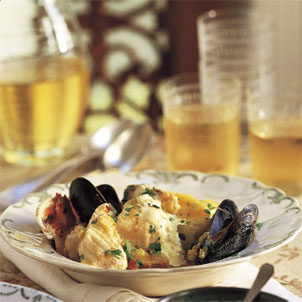 Bouillabaisse (Mediterranean Fish Soup) picture