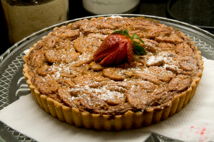 Bourbon Pecan Pie picture