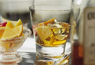 Bourbon Old-Fashioned picture