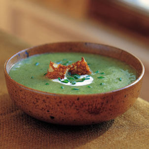 Broccoli-Leek Soup picture