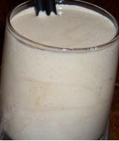 coconut milk shake picture