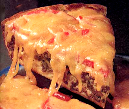 Cheeseburger Pie picture