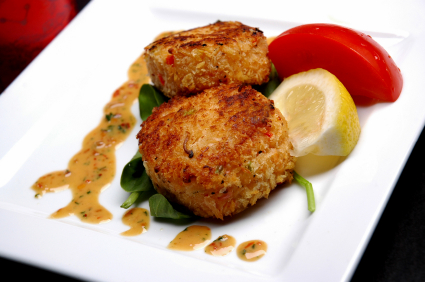 Chesapeak Crab Cake  picture