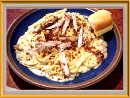 Chicken Carbonara Deluxe picture