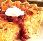 Chicken Enchilada Quiche picture