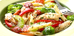Chicken-Pasta Primavera picture