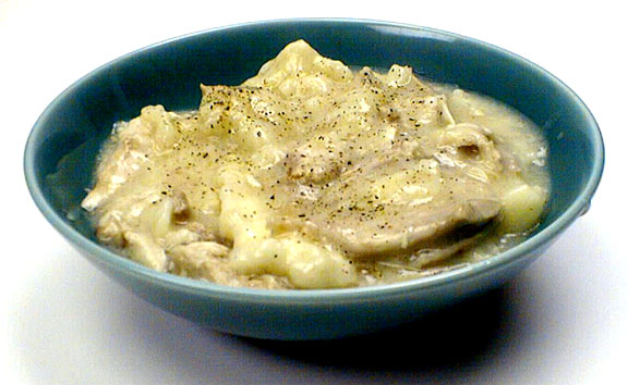 Irish Chicken and Dumplings picture