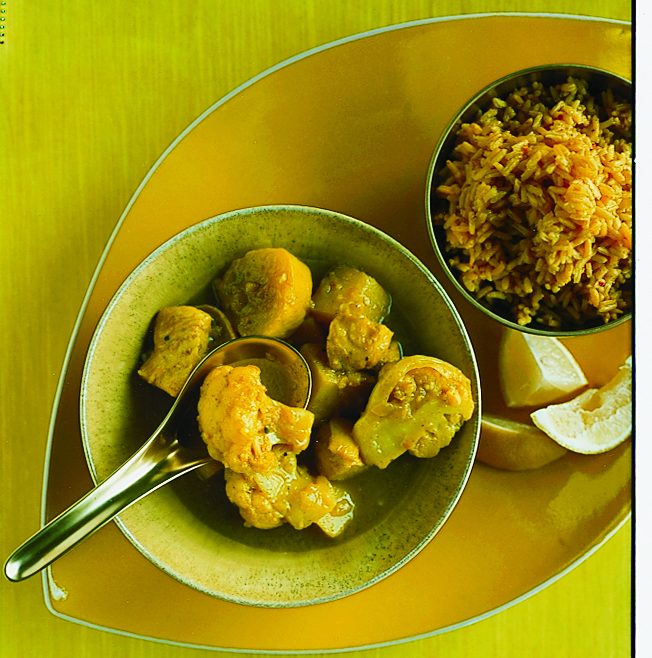 Chicken Curry with Squash picture