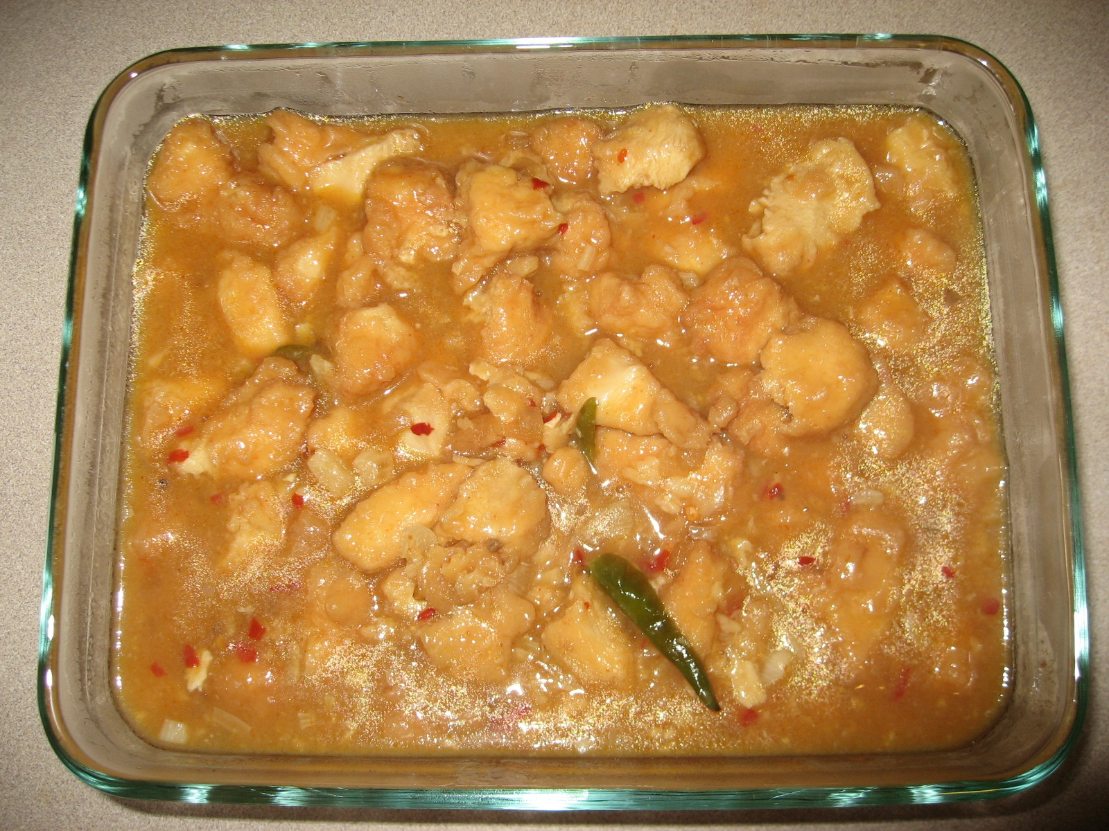 Chilly Chicken (Wet) picture