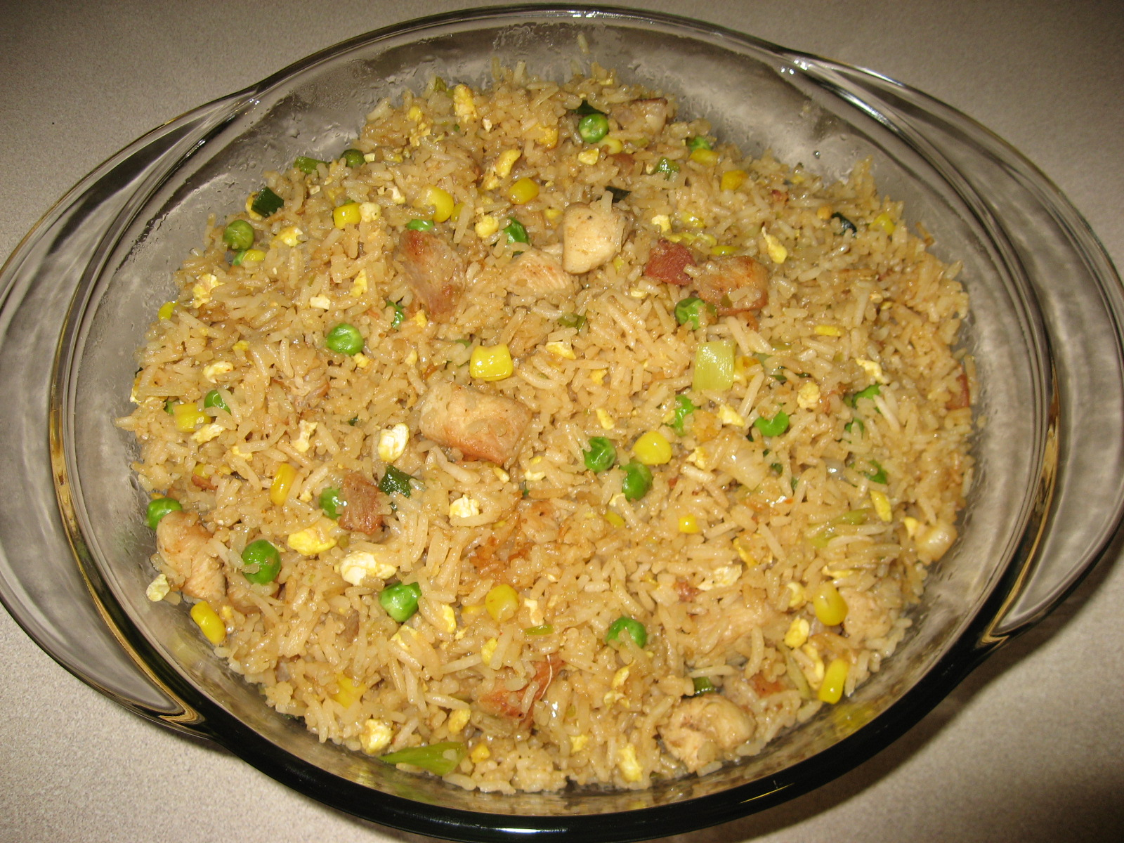 Chinese Chicken Fried Rice picture