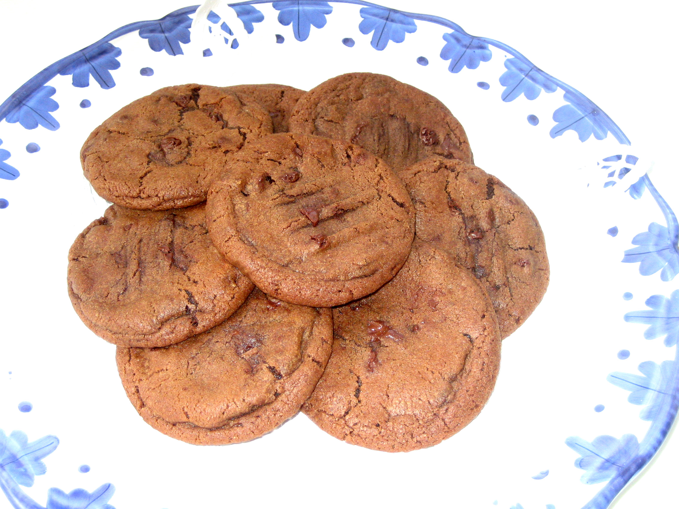 Chewy Chocolate, Chocolate Chip Cookies picture