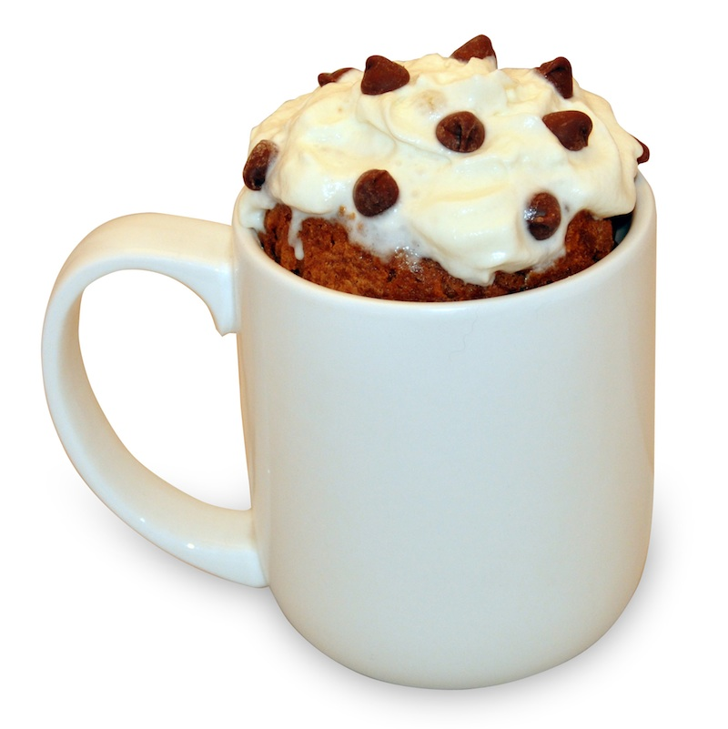 Chocolate Chip Sorghum Microwave Mug Cake  picture