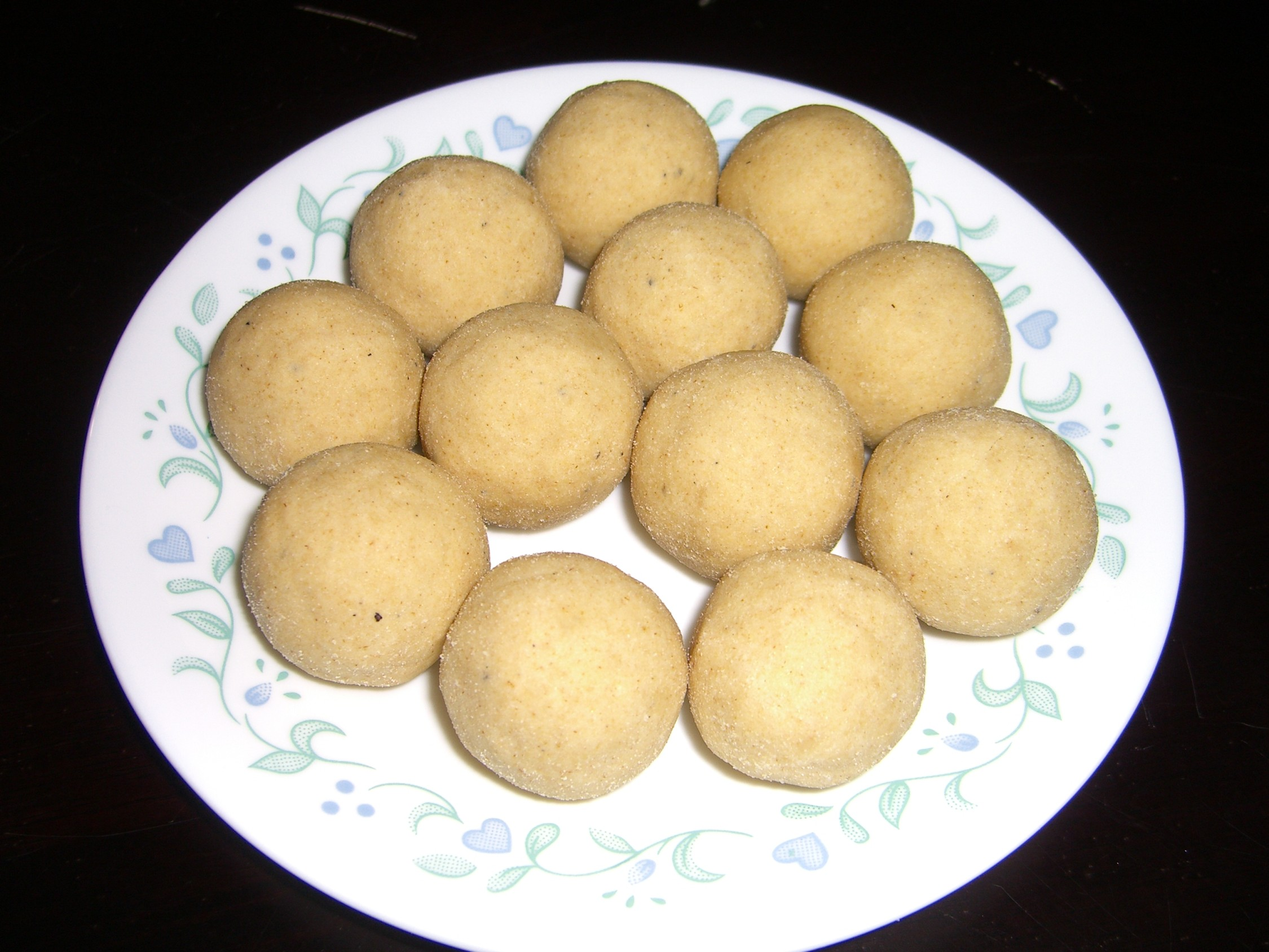 Churma laddu picture