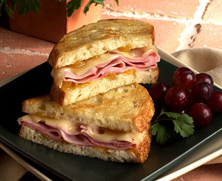 Chutney Ham & Cheese Grill picture
