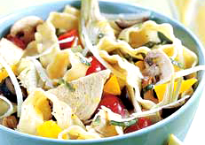 Citrus Pasta Salad picture