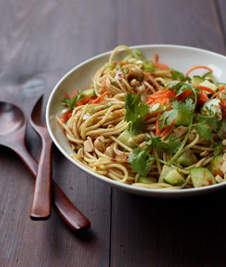 Cold Sesame Noodles picture