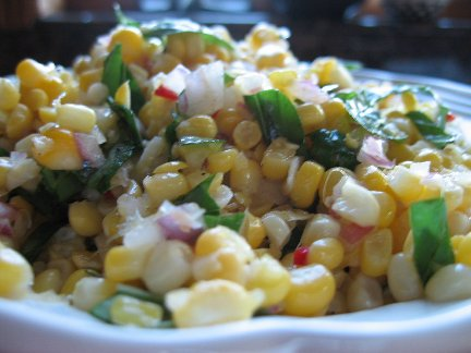 SWEET CORN SALAD.. picture