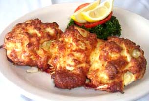 Crab Cakes Italiano picture