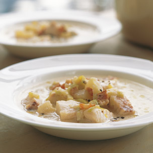Creamy Fish Chowder picture