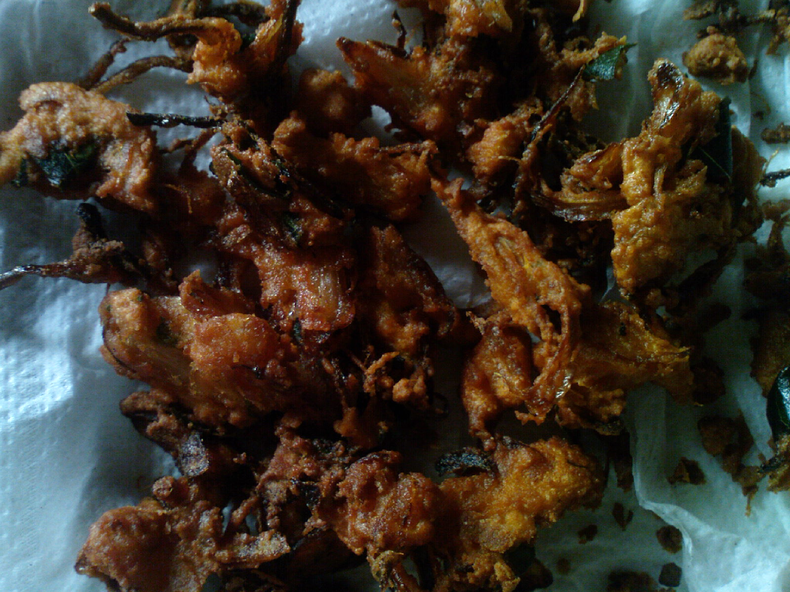 Crispy Onion Pakodas picture