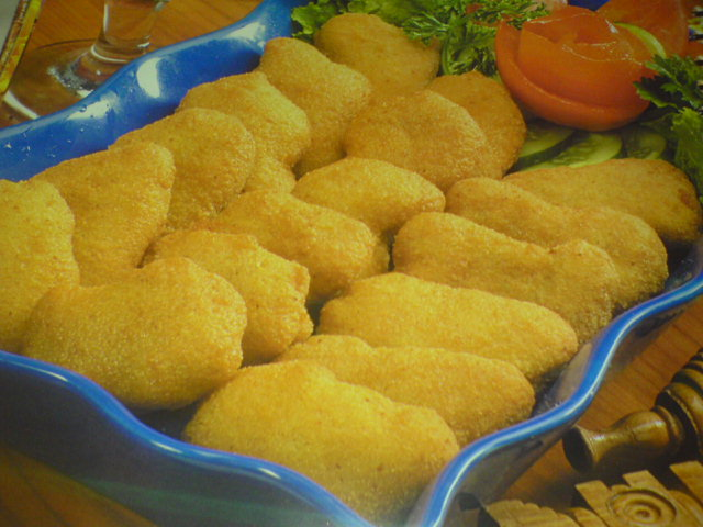 CHICKEN NUGGETS. picture